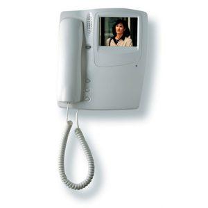 Monitores video porteiro